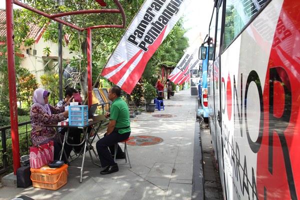 Palang Merah Indonesia Daerah Istimewa Yogyakarta Gelar Donor Darah Di Taman Pintar
